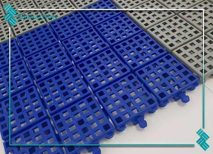 Fabricante de estrado plástico