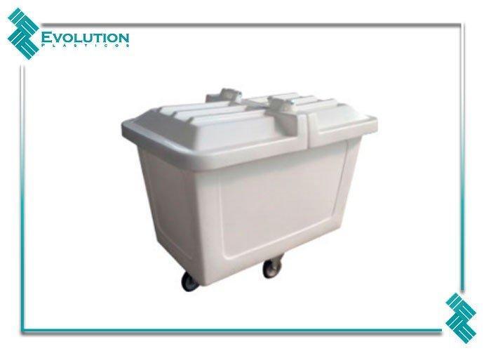 Fabricantes de container para lixo