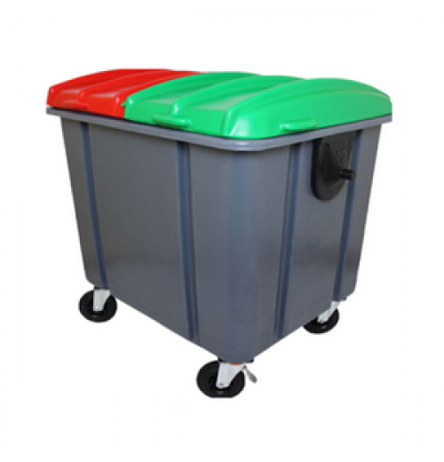 Container de Lixo Evolution 1100 Litros